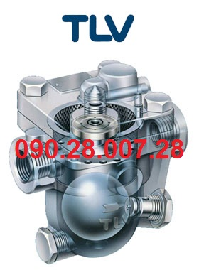 Bẫy hơi phao tự do (Free Float Steam Trap) - J3X-21
