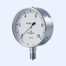 Low pressure gauge - type A